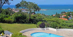 villa luxueuse en location a st jean de luz